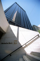 New York  USA  Deutsche Bank New York