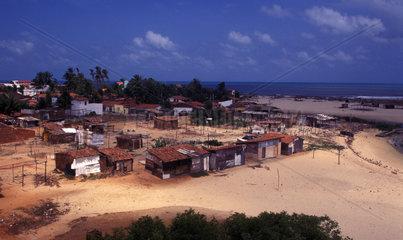 Kuestenlandschaft im Norden Brasiliens