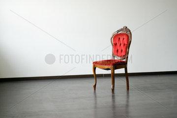 Berlin  Deutschland  antiker Stuhl