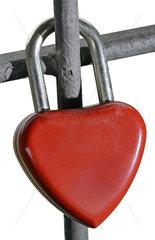 Schloss in Herzform  Liebessymbol