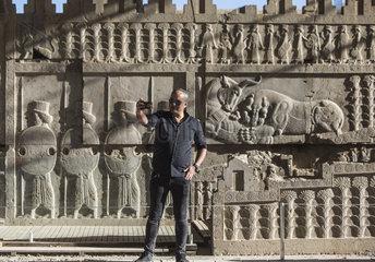 IRAN-SHIRAZ-WORLD HERITAGE-PERSEPOLIS