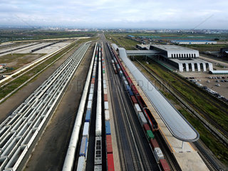 AFRICA-CHINA-COOPERATION-PROJECTS