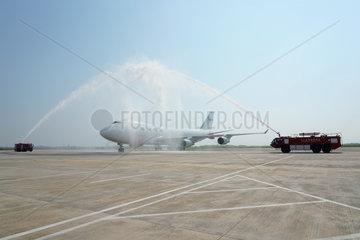 CHINA-HUNAN-REGULAR CONTINENTAL CARGO AIRLINE (CN)