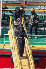 MALTA-SENGLEA-HIJACKED SHIP