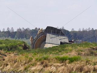 Protest gegen die Rodung des Hambacher Forstes