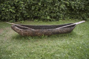 Kanu der Kawaskar