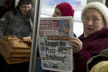 S-Bahn-Reisende