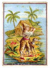 Robinson Crusoe  1875