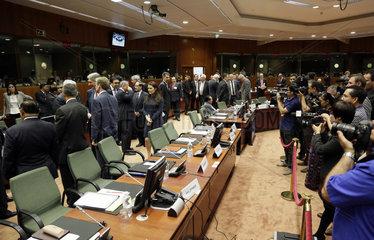 EU-ASEAN Aussenministertreffen