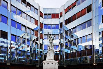 European Parliament  Konrad Adenauer Building  Luxembourg