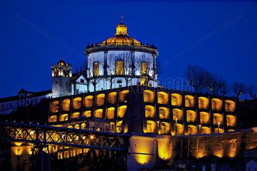 Mosteiro da Serra do Pilar  Vila Nova de Gaia  Portugal