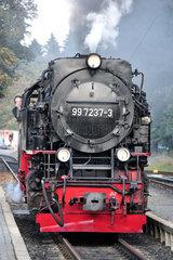 Drei Annen Hohne  Deutschland  Brockenbahn