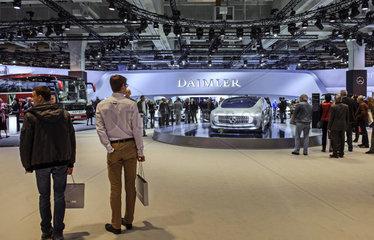 Hauptversammlung Daimler