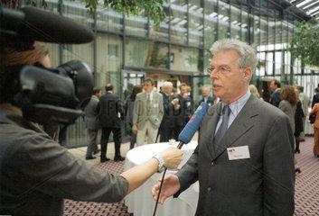 Dieter Philipp  Praesident des Zentralverbandes des Deutschen Handwerkes