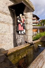Brunnen im Schwarzwald