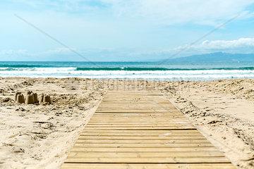 Salou Strand in Tarragona