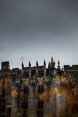 Altes Château in Frankreich