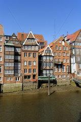 Hamburg Deichstrasse