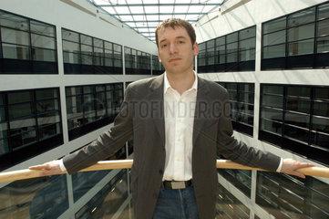 Niels Annen  Bundesvorsitzender der Jusos