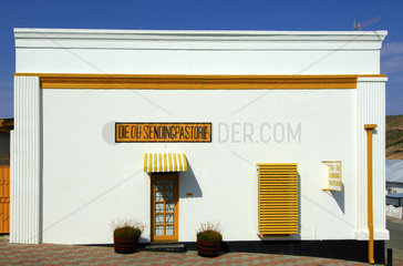 Gaestehaus Die Ou Sendingspastorie  Springbok