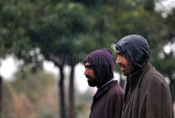 KASHMIR-JAMMU-WEATHER-RAIN