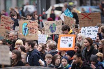 Schuelerprotest am 29.03.2019