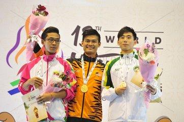 (SP)INDONESIA-JAKARTA-WORLD WUSHU CHAMPIONSHIPS