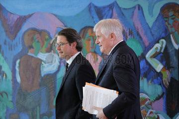 Bundeskanzleramt Kabinettssitzung 19. September 2018