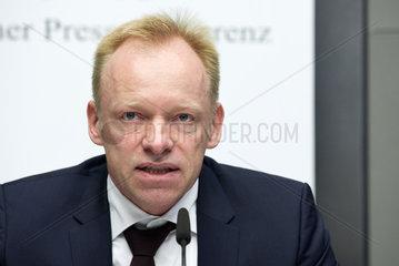Berlin  Deutschland - Prof. Dr. Dr. h.c. Clemens Fuest  Praesident des ifo Institut.