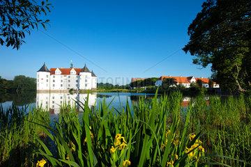 Wasserschloss Gluecksburg