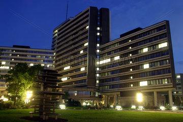 Bundesanstalt fuer Arbeit in Nuernberg