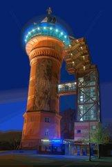 Aquarius Wasserturm Museum Ruhrgebiet Muelheim