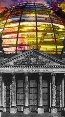 Reichstag Reichstagsgebaeude Architektur