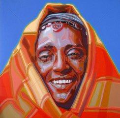 Aethiopien Serie Gesichter der Erde Afrika Frau
