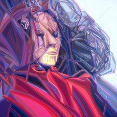 KARNEVAL IN VENEDIG Maske Serie Gesichter der Erde