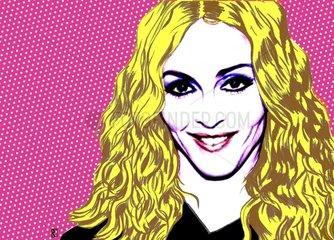 Madonna Pop Musik Show Star Celebrity VIP Promi
