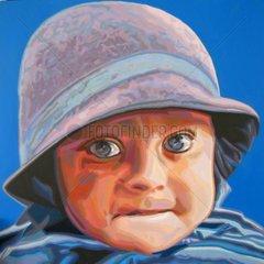 ANDEN Serie Gesichter der Erde Kind