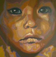 MEXIKO Serie Gesichter der Erde Kleinkind