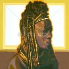 NAMIBIA Serie Gesichter der Erde