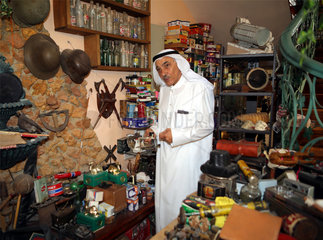 KUWAIT-AHMADI GOVERNORATE-ASTRONOMER-COLLECTION