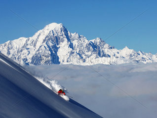 FRANCE - FRENCH ALPS