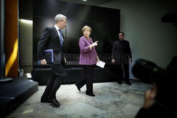 Angela Merkel on heavy CDU losses in regional elections