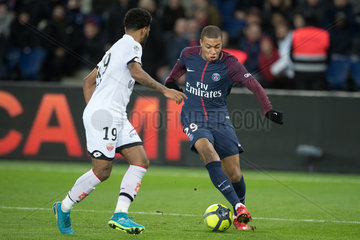 (SP)FRNACE-PARIS-SOCCER-LIGUE 1-PARIS SAINT-GERMAIN VS DIJON