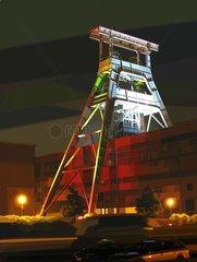 ZECHE EWALD Industrie Zeche Serie Ruhrgebiet