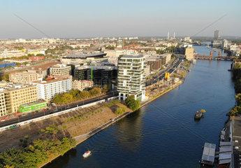 Luftbild Berlin Kreuzberg
