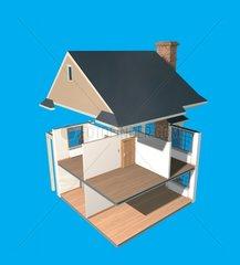 House 3-D
