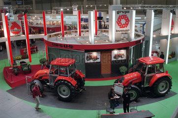 Landwirtschaftsmesse -Polagra-Farm- bei der Internationalen Posener Messe  Polen