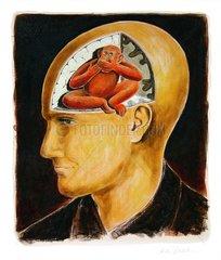 Selektive Gehirnarbeit 3