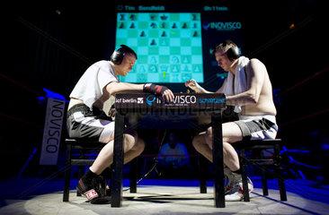 Chessboxing Championships 2012