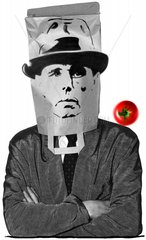 Beuys Papiertuete Tomate Was ist Kunst